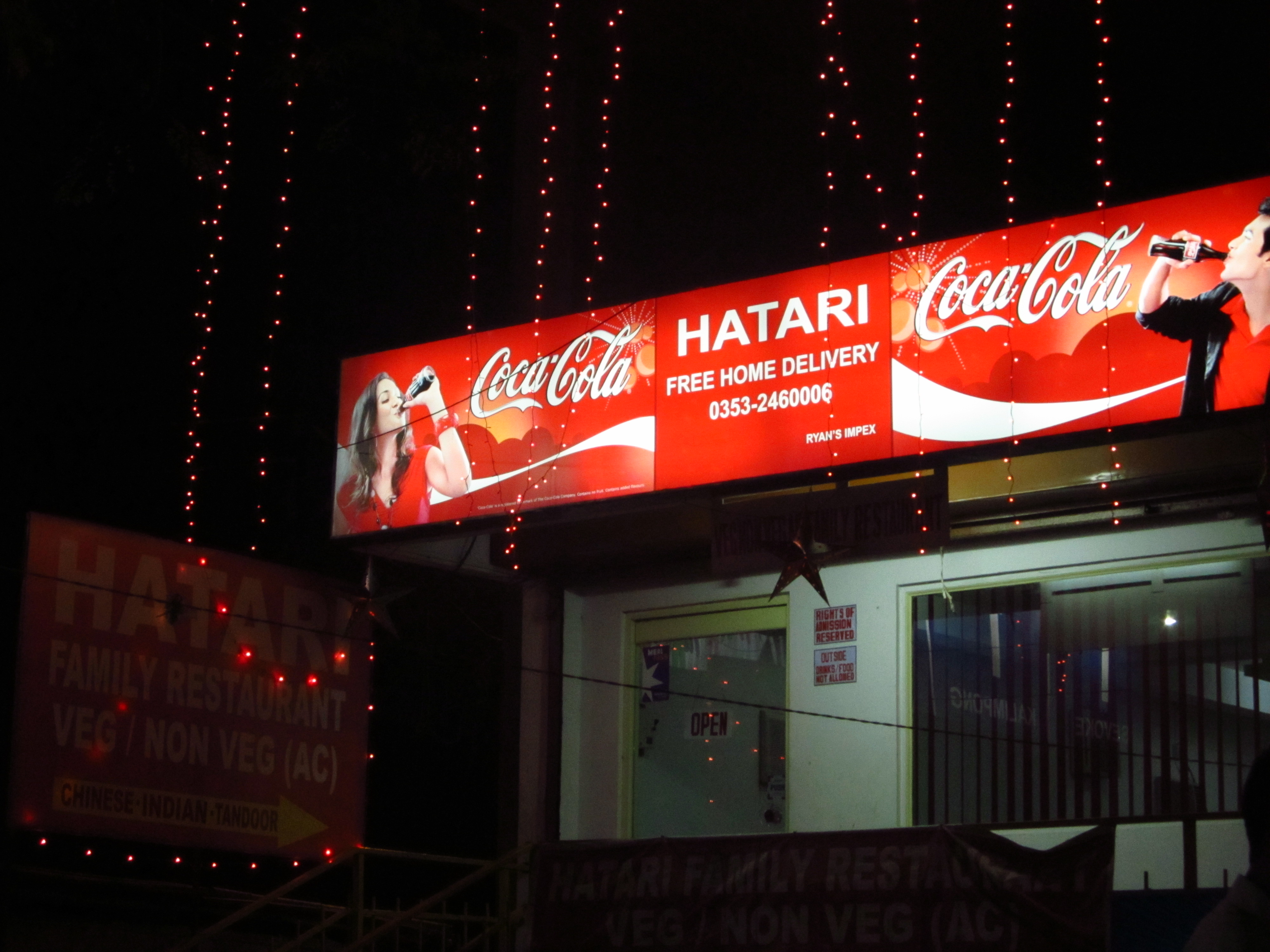 Restaurant Review: Hatari
