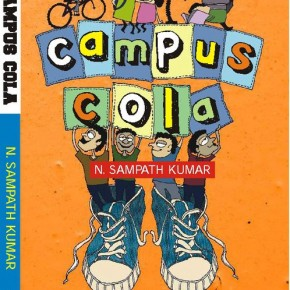 Book Review: 'Campus Cola' by N Sampath Kumar