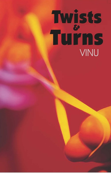 Book Review: 'Twists and Turns' by Vignesh AKA Vinu