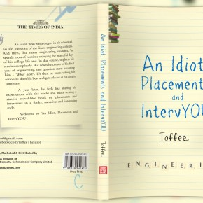 Book Review: 'An Idiot, Placement and IntervYOU' by Toffee