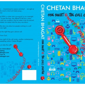 Book Review: 'One Night @ Call Centre' by Chetan Bhagat