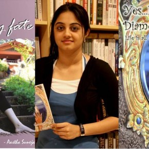 Interview: Astha Suneja, author of 'Yes, I Flaunt My Diamond'