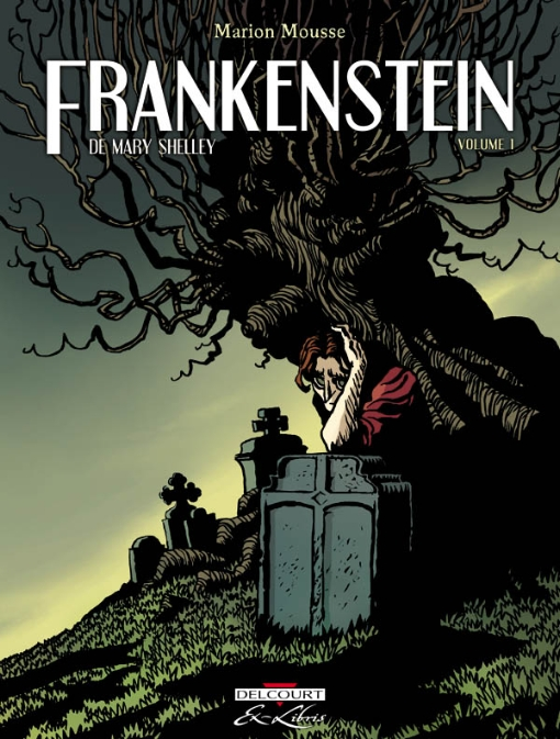 frankenstein mary shelley review