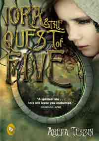 Book Review: 'Iora and the Quest of Five' by Arefa Tehsin