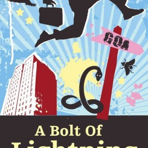 Book Review: 'The Bolt of Lightning' by Satyen Nabar