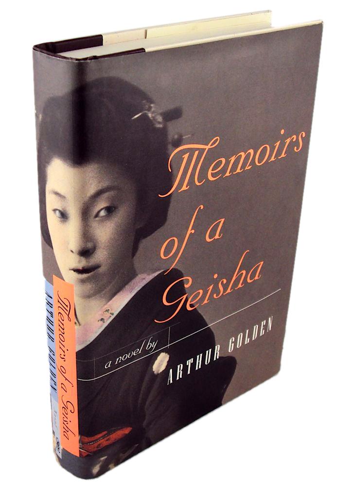 a book review of memoirs of geisha