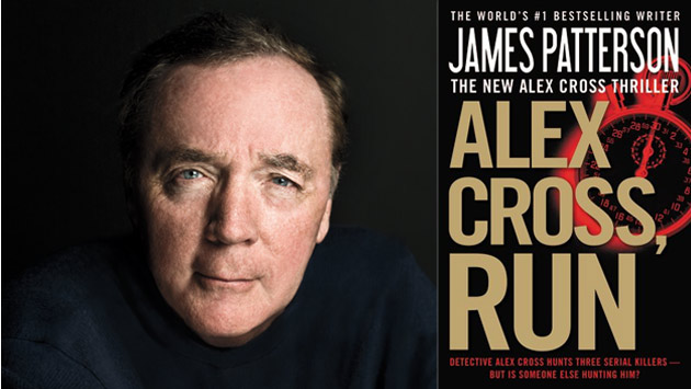review of james patterson books