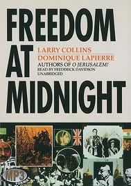 Book Review: 'Freedom at Midnight' by Dominique Lapierre and Larry Collins