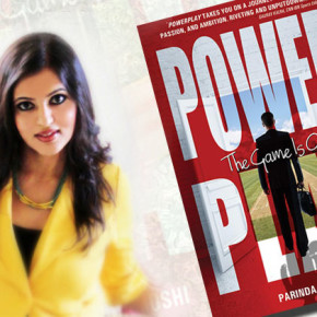 Book Review: 'Powerplay' by Parinda Joshi
