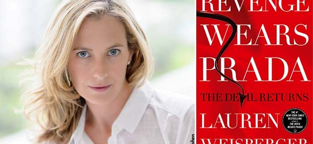Book Review: 'Revenge Wears Prada' by Lauren Weisberger