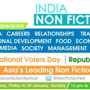 Book News: India NonFiction Festival 2014 - Program & Schedule details