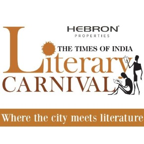Book News: The Times of India Literary Carnival (Bangalore) 2014 - Program & Schedule details