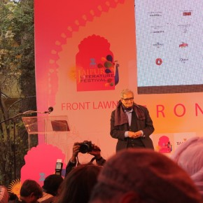 Book News: A short tryst with the Jaipur Literature Festival, 2014