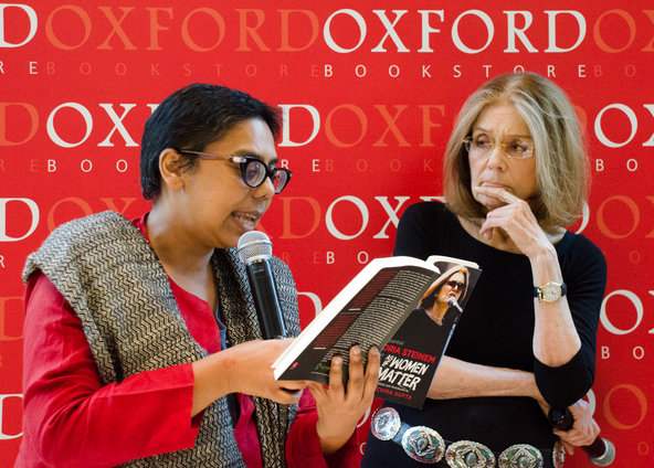 Book Review: 'As If Women Matter: The Gloria Steinem Reader' by Gloria Steinem and Ruchira Gupta