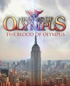 Book Review: 'Heroes of Olympus: The Blood of Olympus' by Rick Riordan