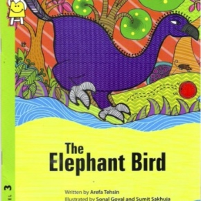Book Review: 'The Elephant Bird' by Arefa Tehsin