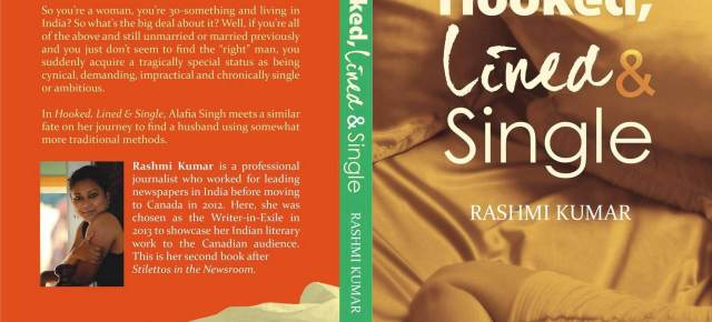 Book News: Rashmi Kumar is back with her second novel 'Hooked, Lined & Single'