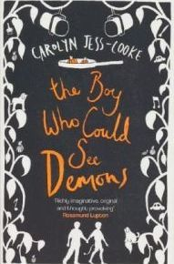 Book Review: 'The Boy Who Could See Demons' by Carolyn Jess-Cooke