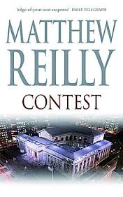 Book Review: 'Contest' by Matthew Reilly