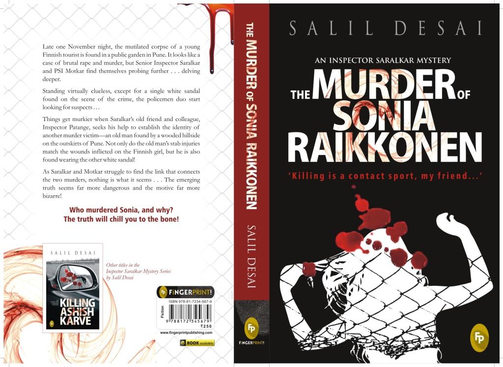 The Murder of Sonia Full Cover