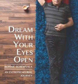 Book Review: 'Dream With Your Eyes Open' By Ronnie Screwvala