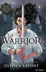 Book Review: 'Warrior' by Olivier Lafont
