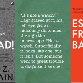 Book Review: 'Escape from Baghdad' by Saad Z. Hossain