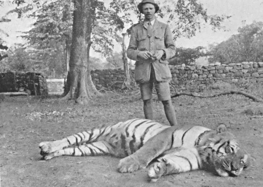 jim-corbett-tiger-hunter